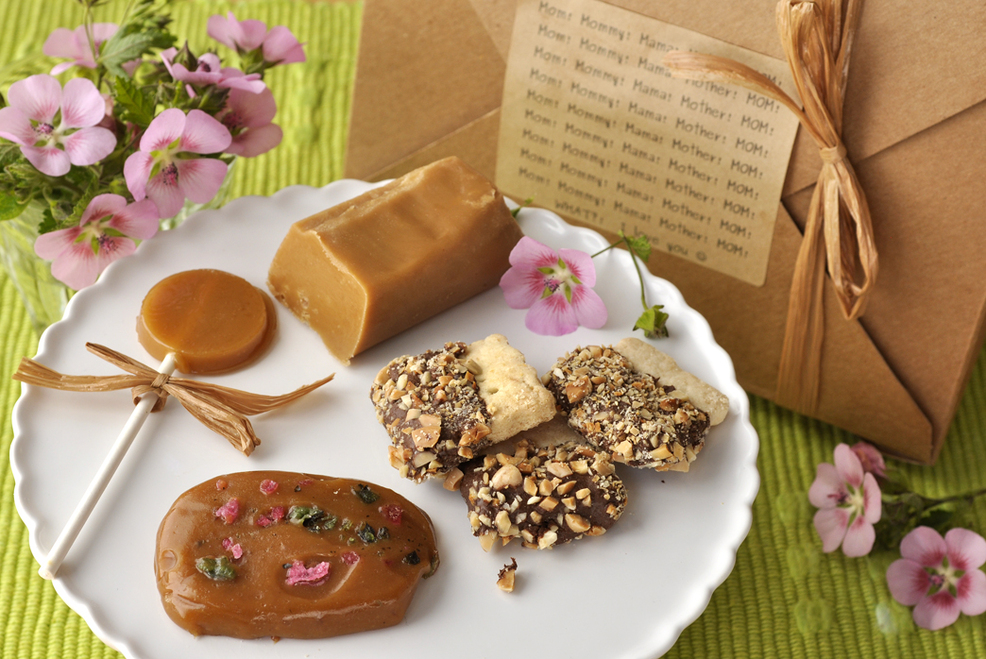 Show Mom you Care: Creative Caramel Confections