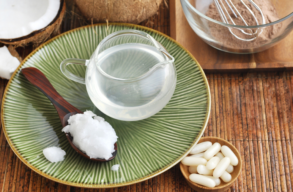 Triple Threat Coconut: An Oil for Beauty, Body and Brains