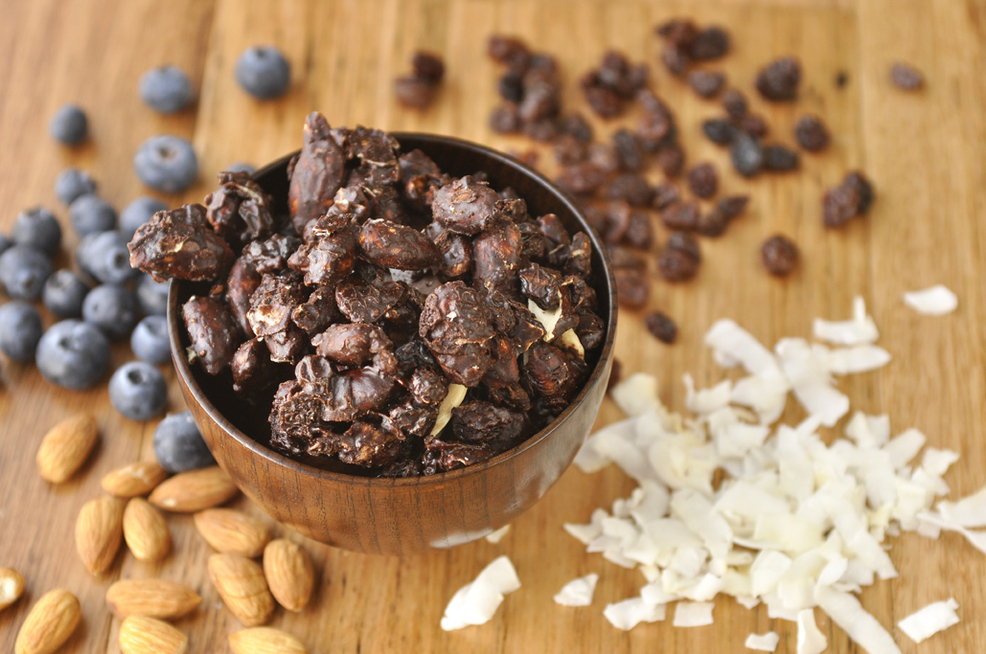 Cacao Almond Sprouted Nut Blend