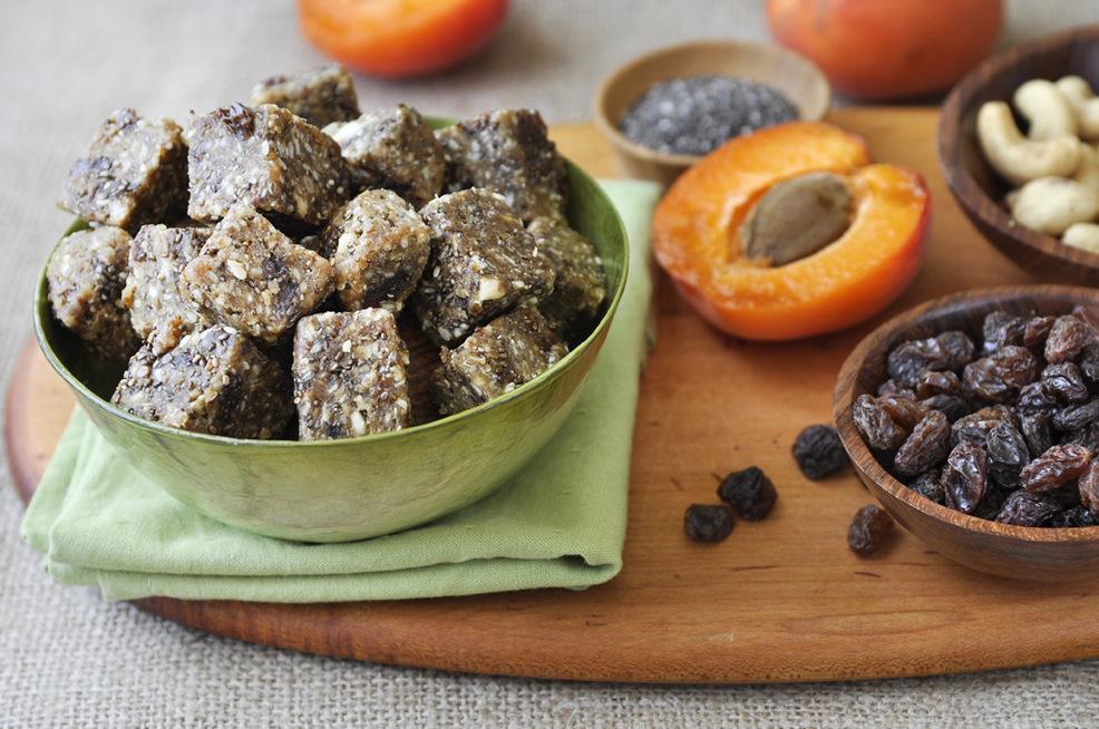 Citrus Chia Superfood Power Snack