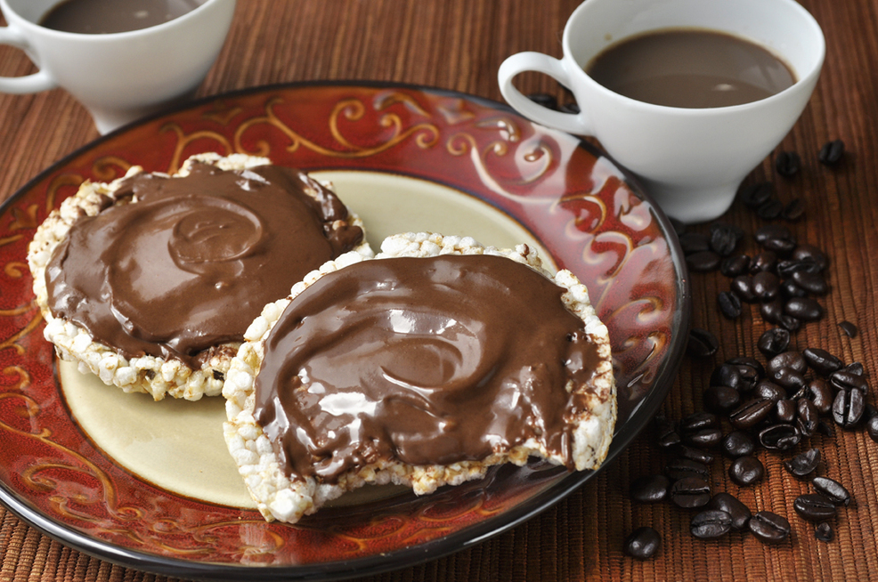 Coffee Chocolate Hazelnut Spread