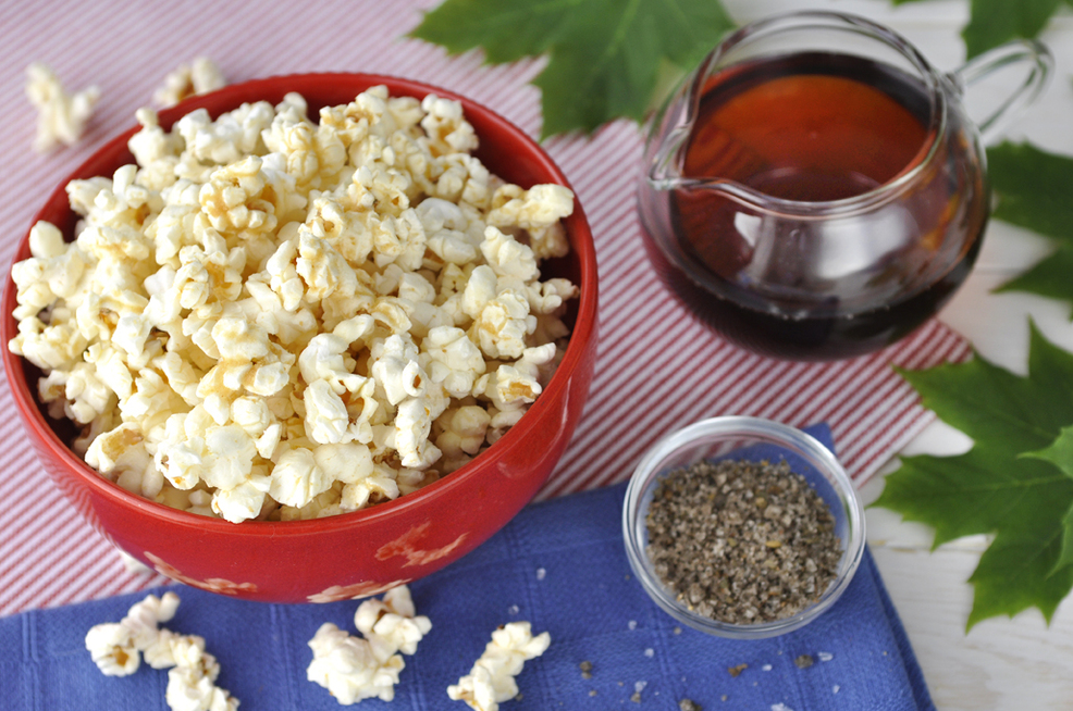 Quinn Popcorn - Vermont Maple &amp; Sea Salt