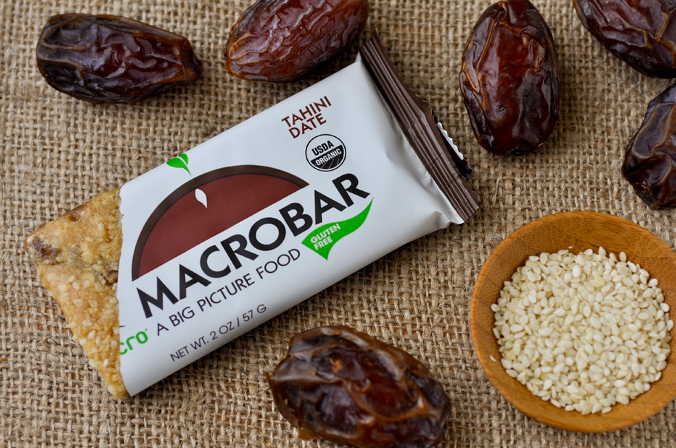 Tahini Date Bar