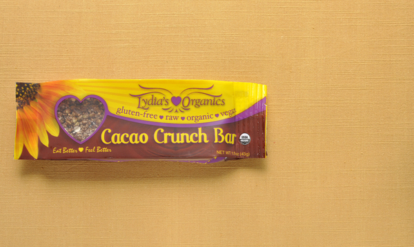 Cacao Crunch Energy Bar