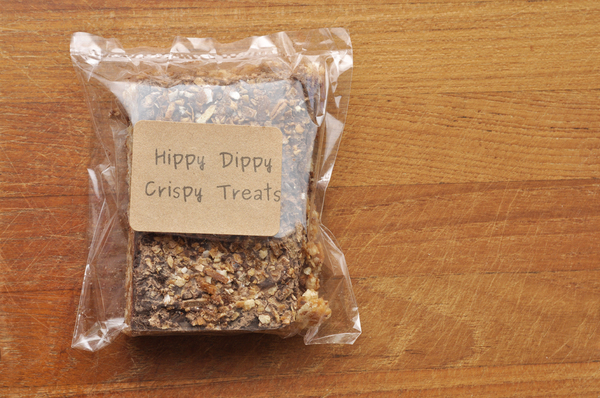 Hippy Dippy Krispy Treats