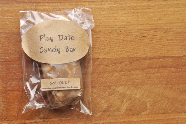 Play Date Candy Bar
