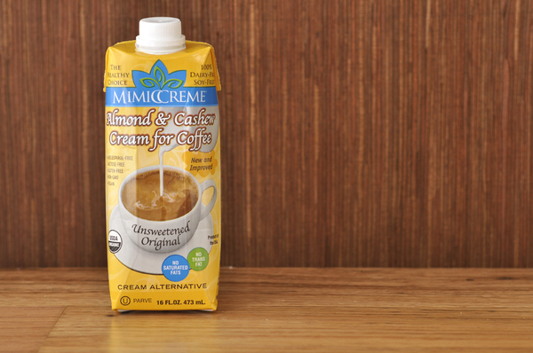 Unsweetened Cream Substitute - Coffee Creamer