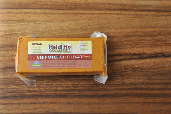 Chipotle Cheddar Nut Cheese