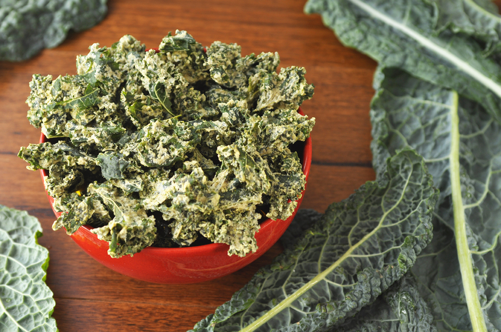 Kale Krunch Southwest Ranch